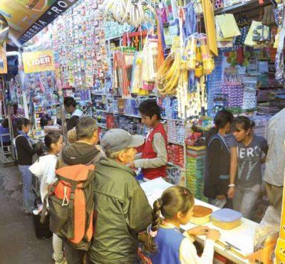 Mercado Cruce Taquiña