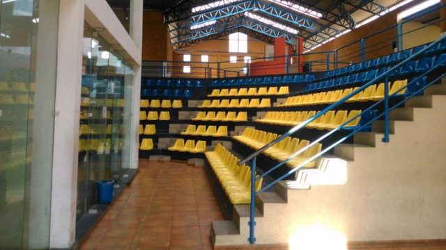 Complejo Municipal de Ráquetbol – ODESUR
