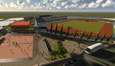 Estadio de Atletismo GAMC – Parque La Torre (Atletismo Calle) – ODESUR