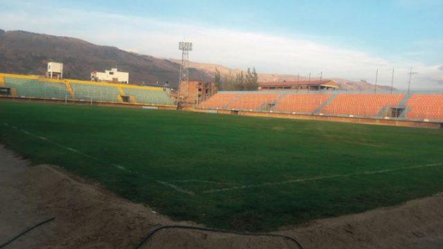 Estadio Municipal de Sacaba – ODESUR
