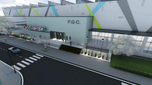 Pabellón Municipal de Gimnasia G.A.M.C. – ODESUR