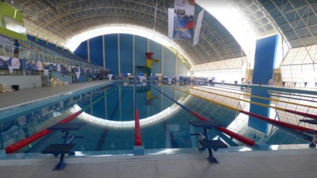 Piscina Olímpica de Villa Tunari – ODESUR