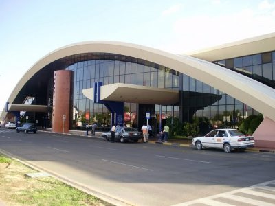 Aeropuerto Internacional Jorge Willsterman