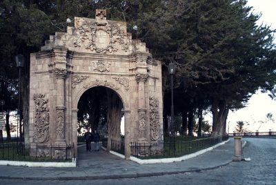 Plaza del Monticulo – La Paz