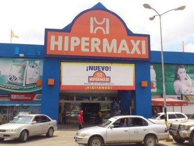 SUPERMERCADO HIPERMAXI