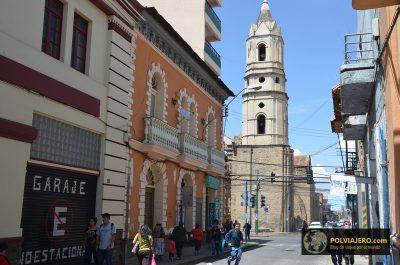 MUSEO ARQUEOLÓGICO U.M.S.S