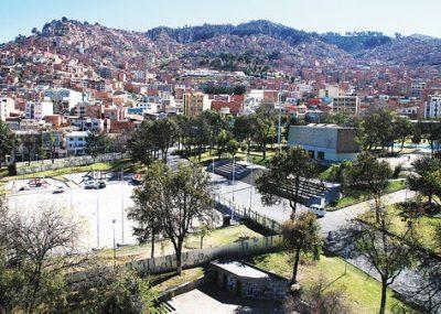 Plaza Villarroel – La Paz