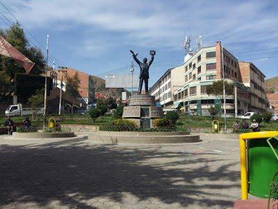 Plaza del Maestro – La Paz