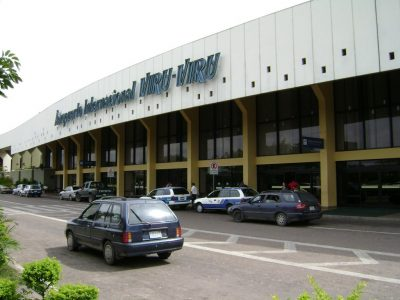 Aeropuerto Internacional de Santa Cruz Viru Viru
