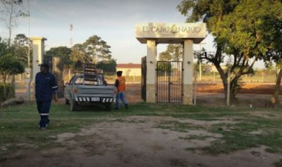 Parque Cementerio » EL CAMPANARIO»