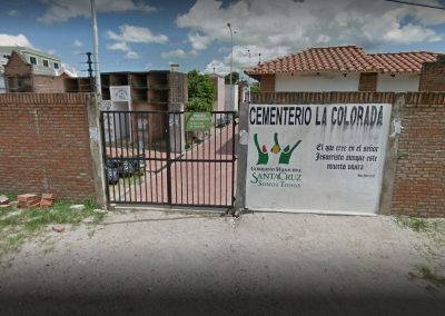 Cementerio La Colorada