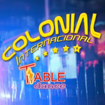 TABLE DANCE  COLONIAL