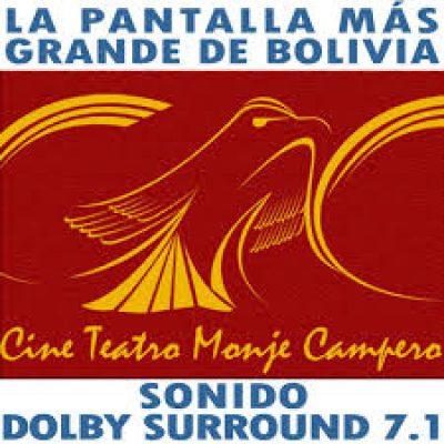 Cine Teatro Monje Campero – La Paz