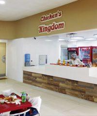 CHIKEN KINGDOM SUCURSAL DUBAI  (POLLOS A LA BROASTER)