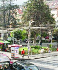 Plaza Riosinhio – La Paz