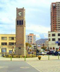 Plaza Uyuni – La Paz
