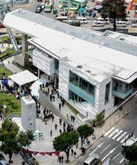 Plaza Triangular San Martin – La Paz