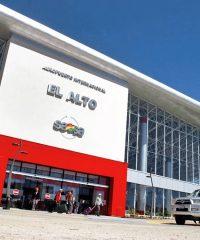 Aeropuerto Internacion de El Alto