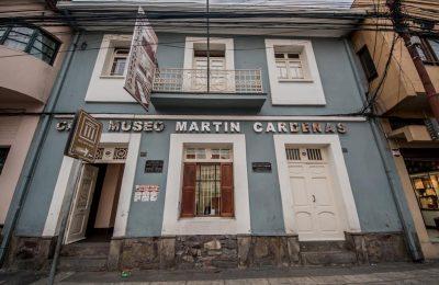 MUSEO MARTÍN CADENAS