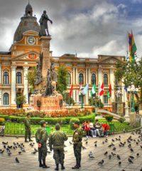 Plaza Murillo – La Paz
