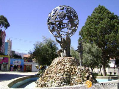 Plaza Humbolt – La Paz