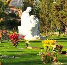 Concordia - Cementerio Jardin Tiquipaya
